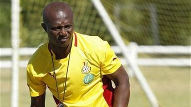 African Cup of Nations - Ghana coach: Pitch issue not a distraction