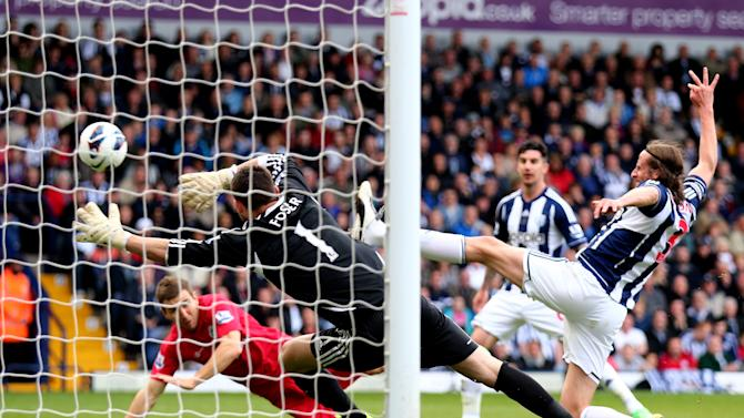West Bromwich Albion v Wigan Athletic - Premier League