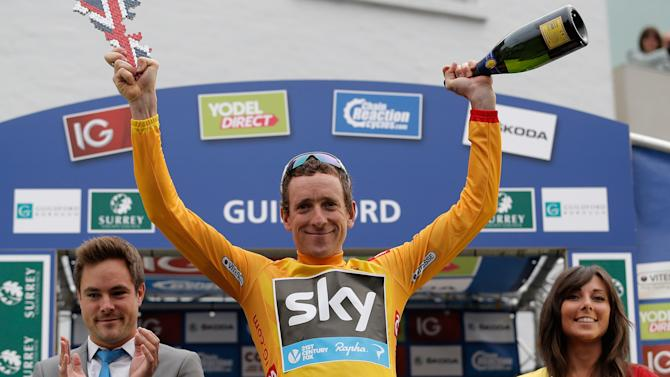 Tour Of Britain - Stage Seven