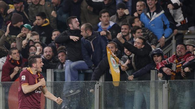 Serie A - Roma sink Torino with Florenzi's added time winner