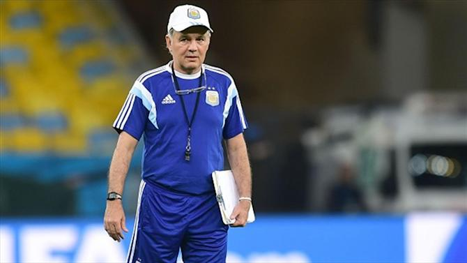 World Cup - Sabella: Messi's patience paid off
