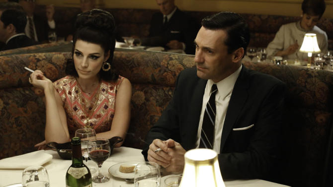 """""""Mad Men"""" -- """"To Have and to Hold"""""""