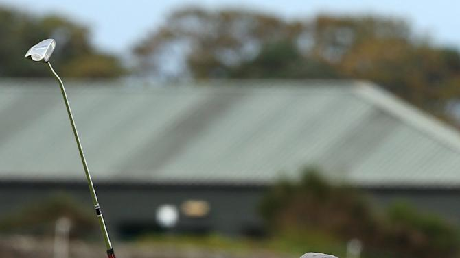 Golf - 2013 Alfred Dunhill Links Championship - Day One - St Andrews