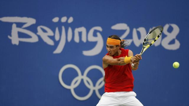 Tennis - Nadal: Spaniard for gold at London
