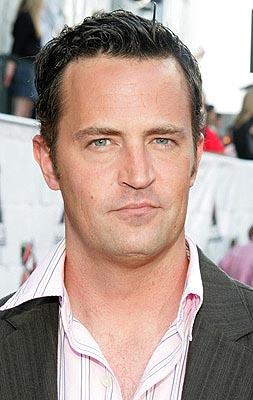 Matthew Perry, star of Fools Rush In MTV Movie Awards - 6/5/2004