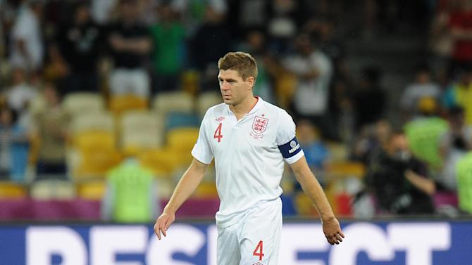 Steven Gerrard insists England must learn from their Euros exit at the hands of Italy