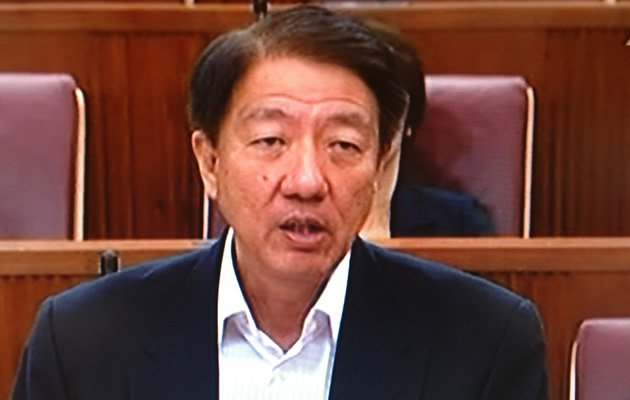 DPM Teo publicly endorsed the White Paper in Parliament on Monday
