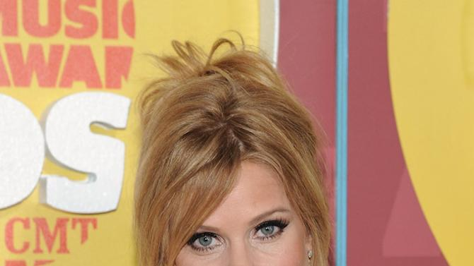 Cheryl Hines attends the 2011 CMT Music Awards at the Bridgestone Arena on June 8, 2011 in Nashville, Tennessee.