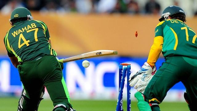 Cricket - Misbah blames batting performance