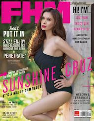 Image courtesy of FHM Philippines