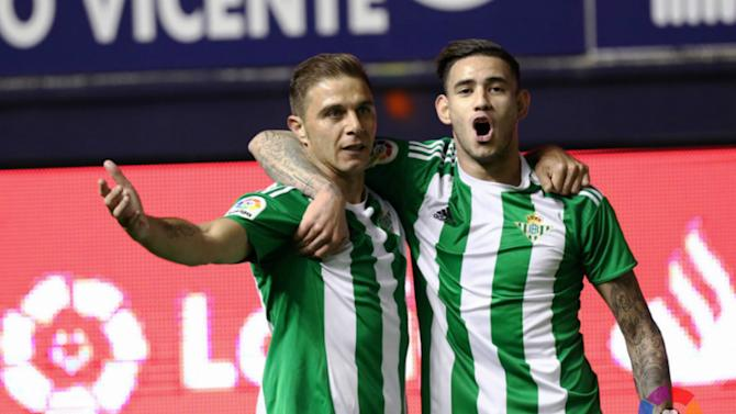 Kevin-Prince Boateng & Las Palmas fall at Real Betis