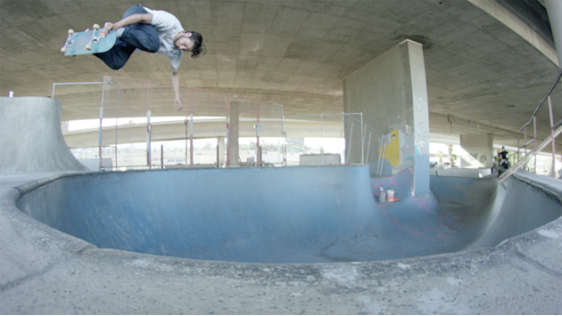 Ronnie Sandoval Am Issue Video Part Raw