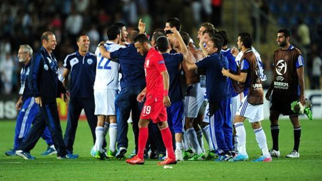 Euro U21 - England exit finals with humiliating defeat to Israel