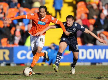 Soccer - Sky Bet Championship - Blackpool v Leeds United - Bloomfield Road
