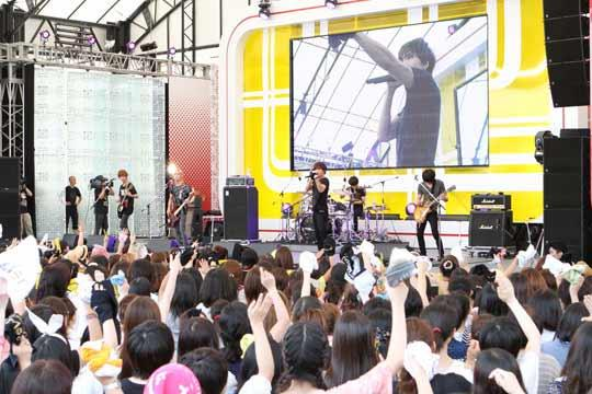 FT Island to Take Part in This Year's Mezamashi Live 2012 Concert in Japan
