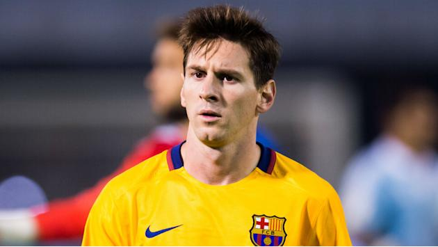 Messi hits out at tax trial decision