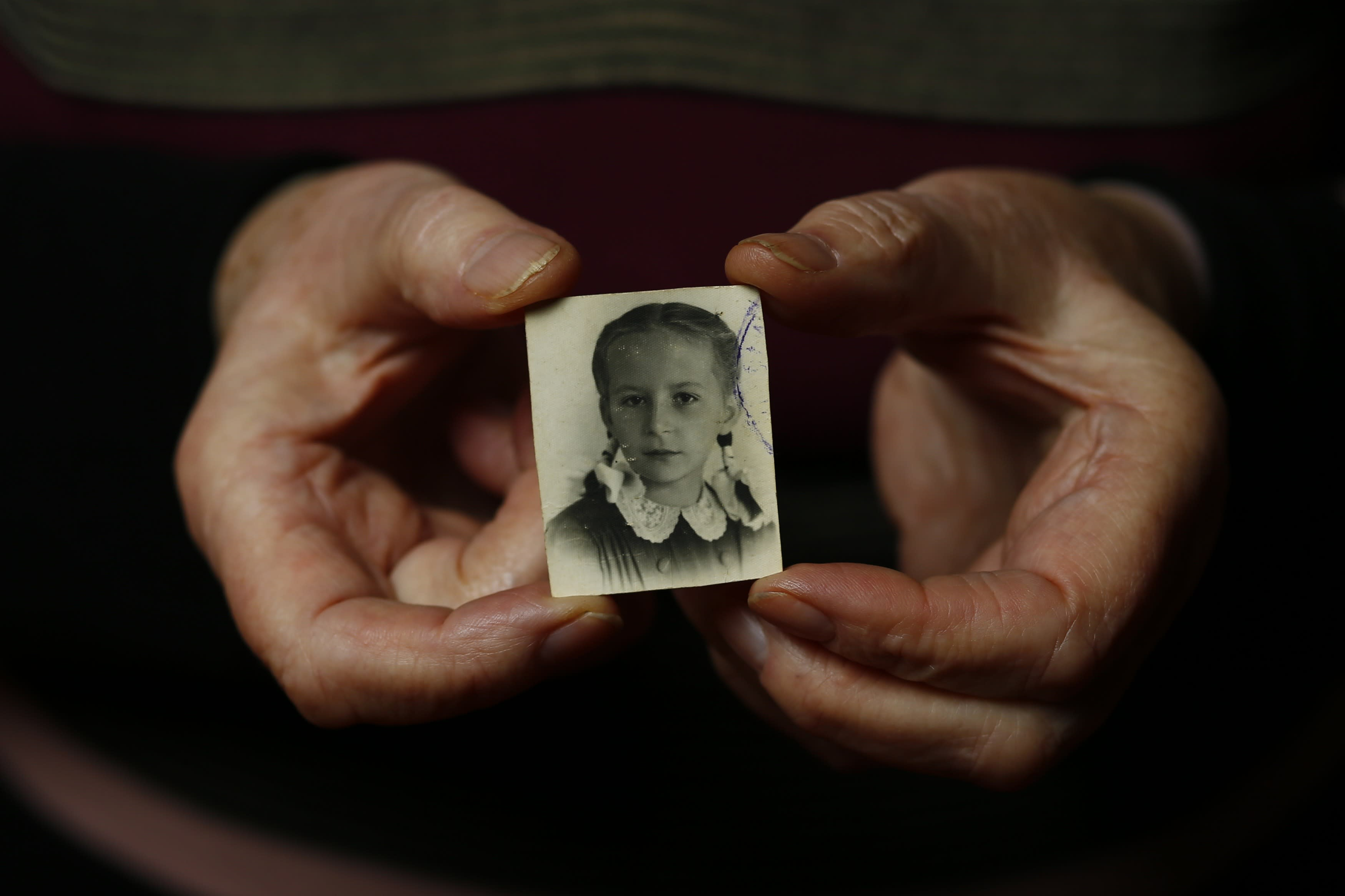 Surviving faces of the Holocaust