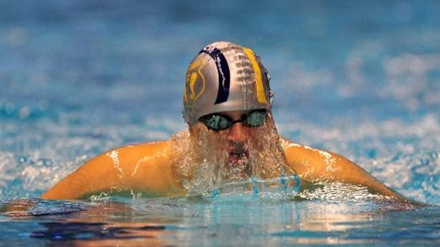 Swimming - Pavoni claims British Swimming Champs hat-trick