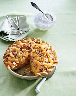 Old-Fashioned Peach Pie