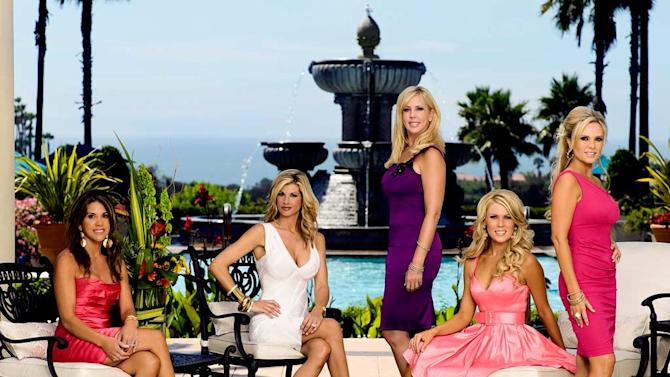 """The cast of """"The Real Housewives of Orange County."""""""
