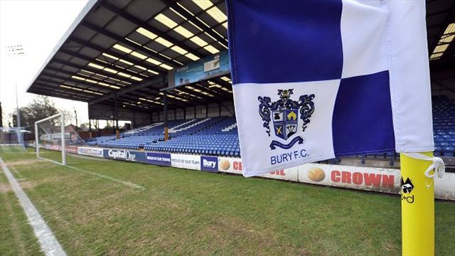 Football - Bury launch ticket probe