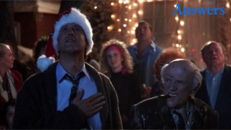 14 Mistakes You Never Noticed in 'National Lampoon's Christmas Vacation'