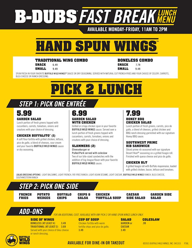 Buffalo Wild Wings Careers and Employment   Indeed com Buffalo Wild Wings page