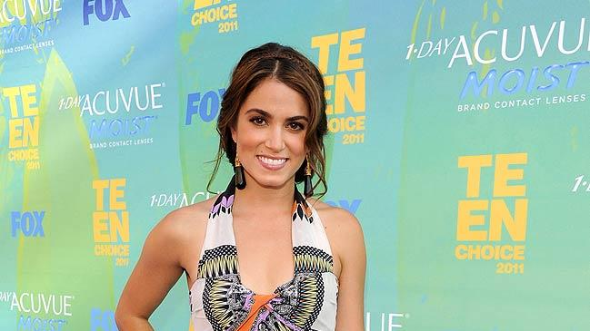 Nikki Reed Teen Choice Awards