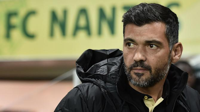 Conceicao snubs Leicester for Nantes stay