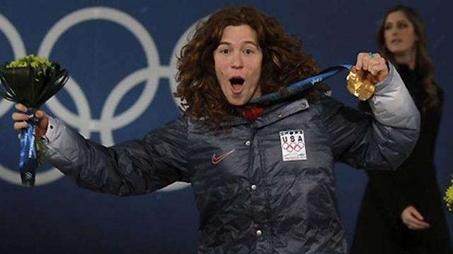 Snowboard - Snowboarding gold medalist White sorry for hotel antics