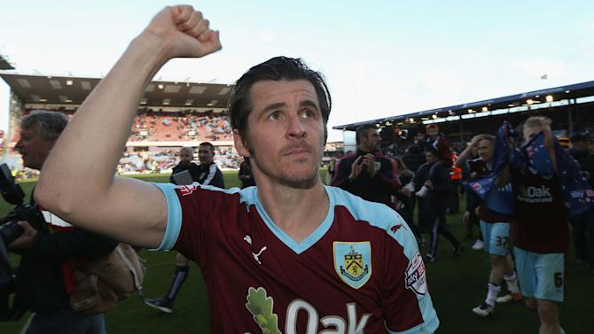 Burnley Set to Offer Controversial Midfielder Joey Barton Short-Term Contract