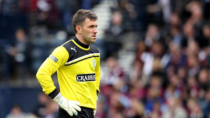 Mark Brown has signed a short-term deal with Ross County