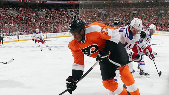 New York Rangers v Philadelphia Flyers - Game Four