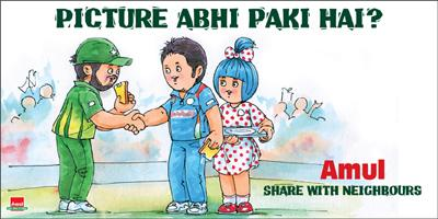 India Pakistan Cricket series revived after five years - July'12