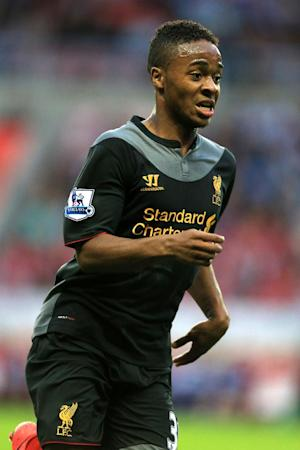 Raheem Sterling, pictured, has been named in Stuart Pearce's latest England Under-21 squad
