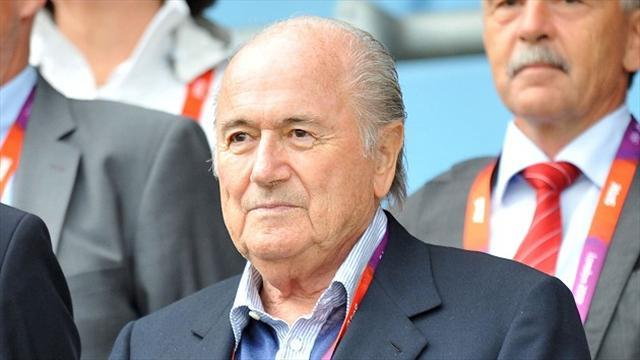 World Cup - Blatter: Russia World Cup to go ahead despite controversy