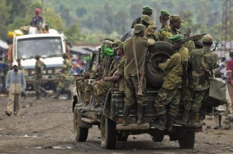 Staying connected: A strategy for survival in eastern Congo