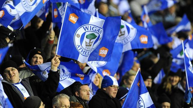 FA Cup - FA create neutral section as Wigan return 10,000 tickets for semi