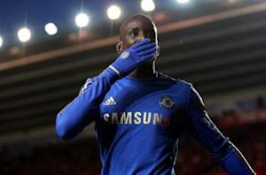 Demba Ba refuses to be cowed by prospect of Chelsea summer signings
