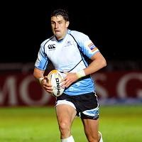 Alex Dunbar is one of seven uncapped players in the squad to face New Zealand