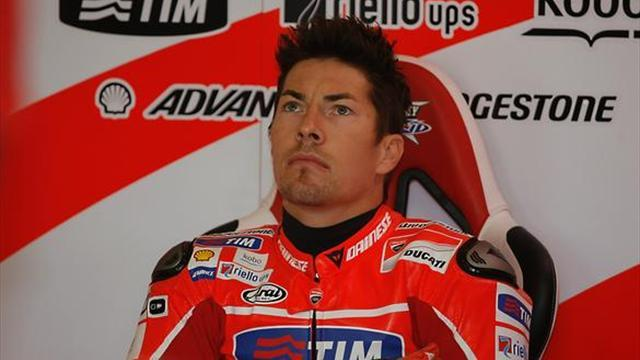 Superbikes - Hayden on the pace in Mugello Panigale WSBK test
