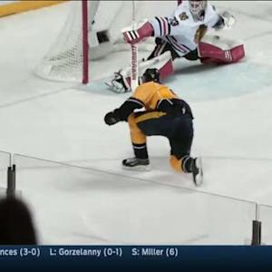 Preds strike twice in 12 seconds against Darling