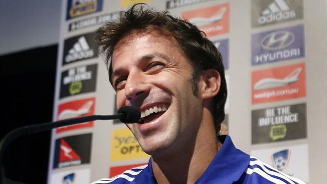 Serie A - Del Piero almost joined Ajaccio