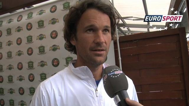 Davis Cup - Spain captain Moya plotting victory in Germany