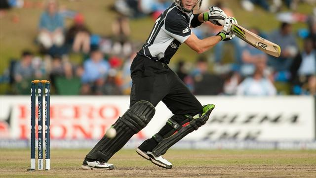 Cricket - Black Caps widen their options