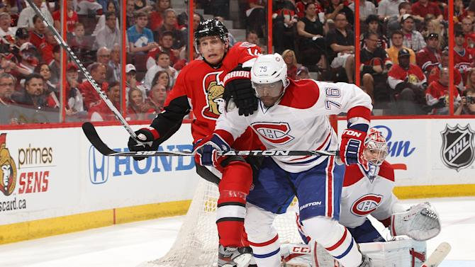 Montreal Canadiens v Ottawa Senators - Game Four