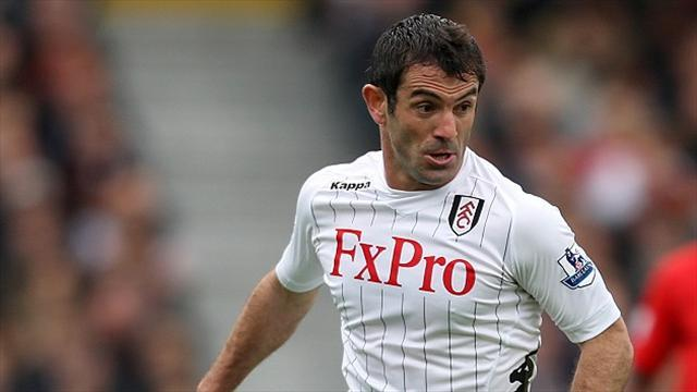 Premier League - Karagounis pens new Fulham deal