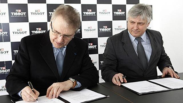 University Sports - FISU do deal with Tissot for Universiades