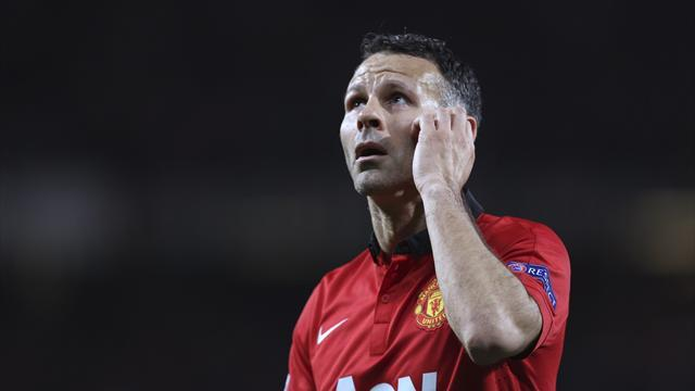 Premier League - Giggs not in line for permanent United job - reports