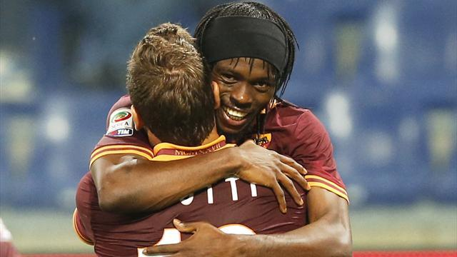 Serie A - Pressure on Roma as problems pile up
